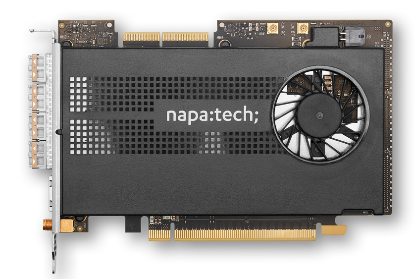 Napatech NT100A01 2